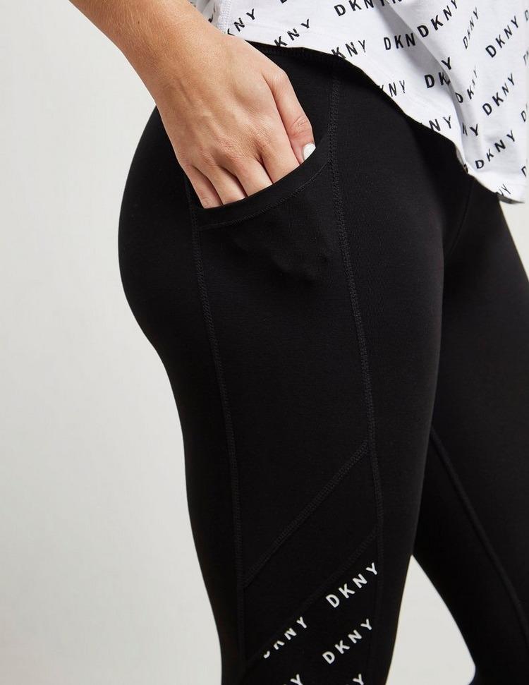 DKNY Sport Logo Block Leggings