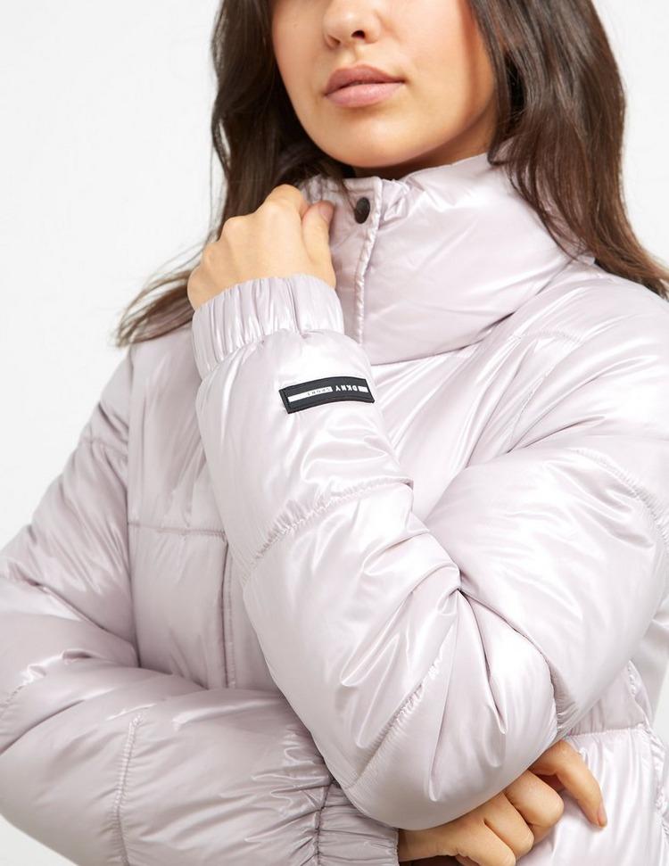 DKNY Sport Logo Padded Jacket