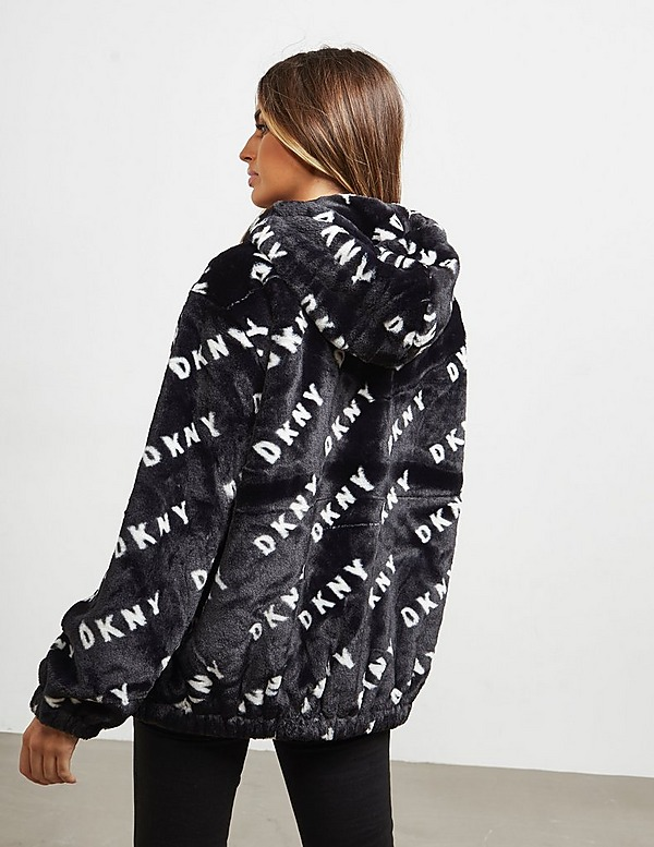 DKNY Teddy Logo Jacket