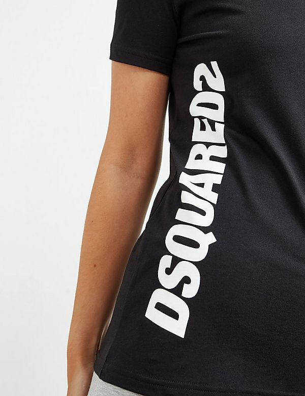 Dsquared2 Side Logo Short Sleeve T-Shirt