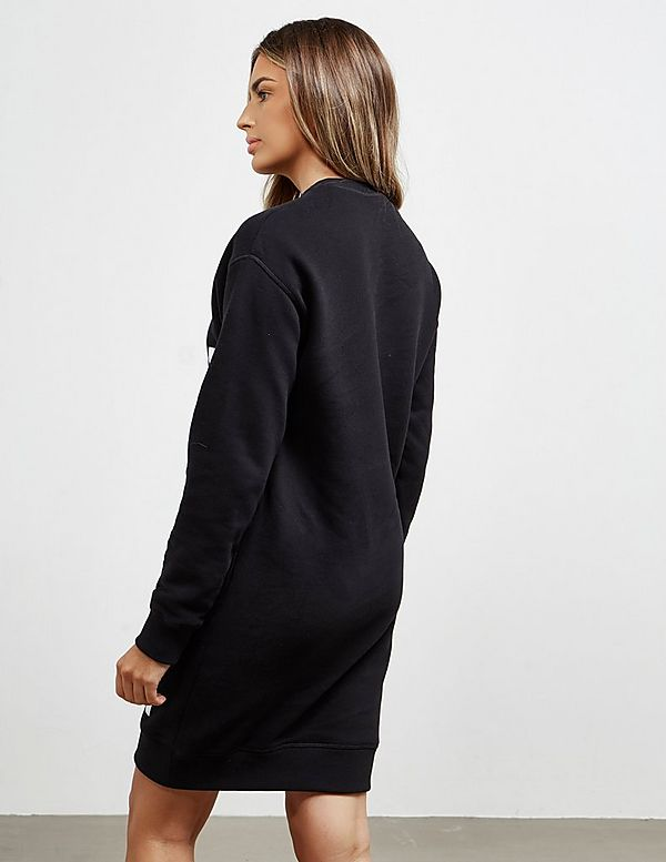 Dsquared2 Logo Sweatshirt Dress