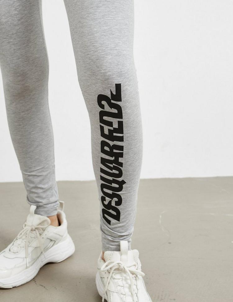 Dsquared2 Logo Side Leggings