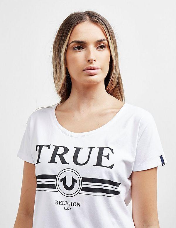 True Religion Basic Short Sleeve T-Shirt