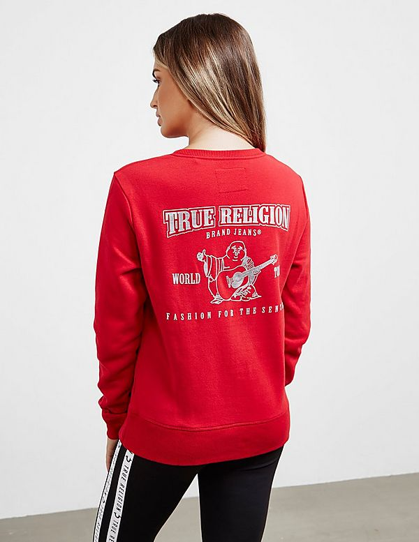 True Religion Buddha Sweatshirt