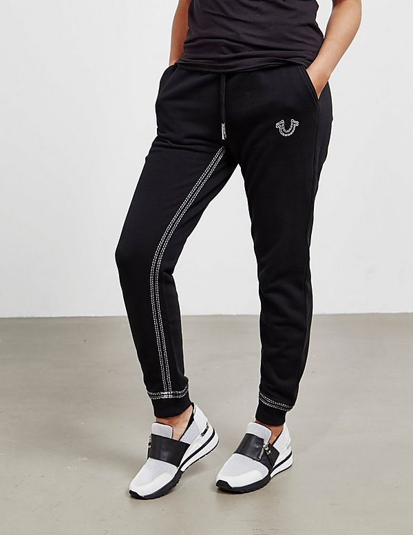 True Religion Stitch Track Pants