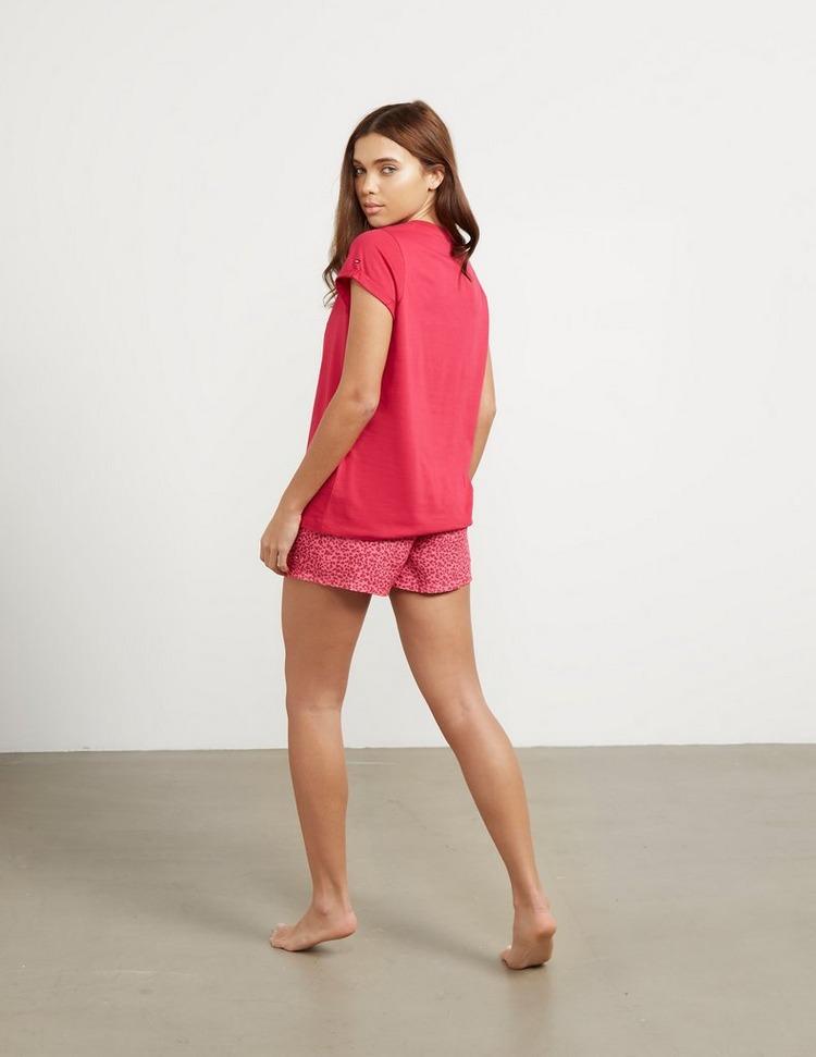Tommy Hilfiger Underwear Leopard Pyjama Set