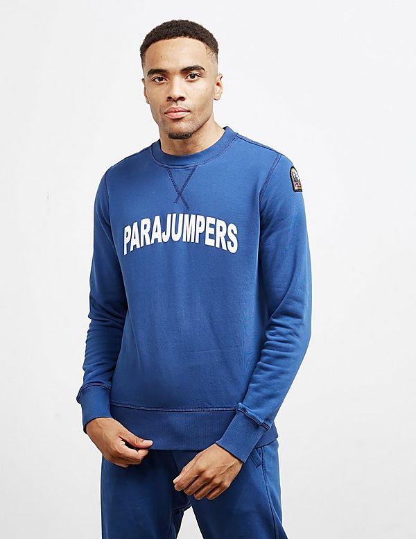 Parajumpers Caleb Large Logo Sweatshirt