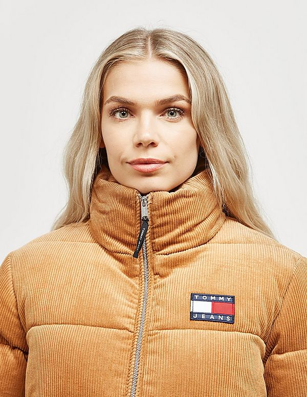 Tommy Jeans Cord Padded Jacket