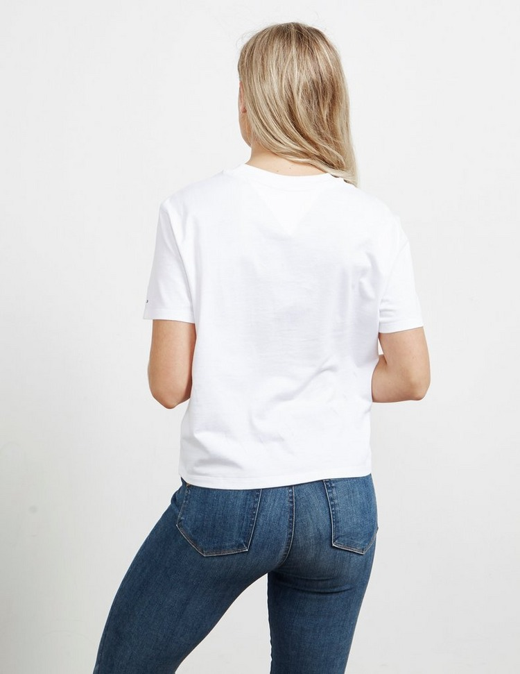 Tommy Jeans Clean Short Sleeve T-Shirt