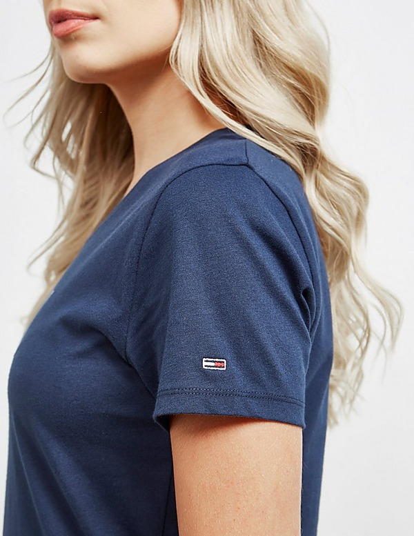 Tommy Jeans Square Logo Short Sleeve T-Shirt
