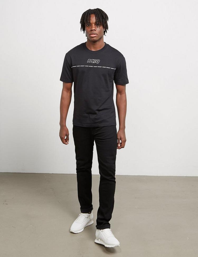 McQ Alexander McQueen High Order Short Sleeve T-Shirt