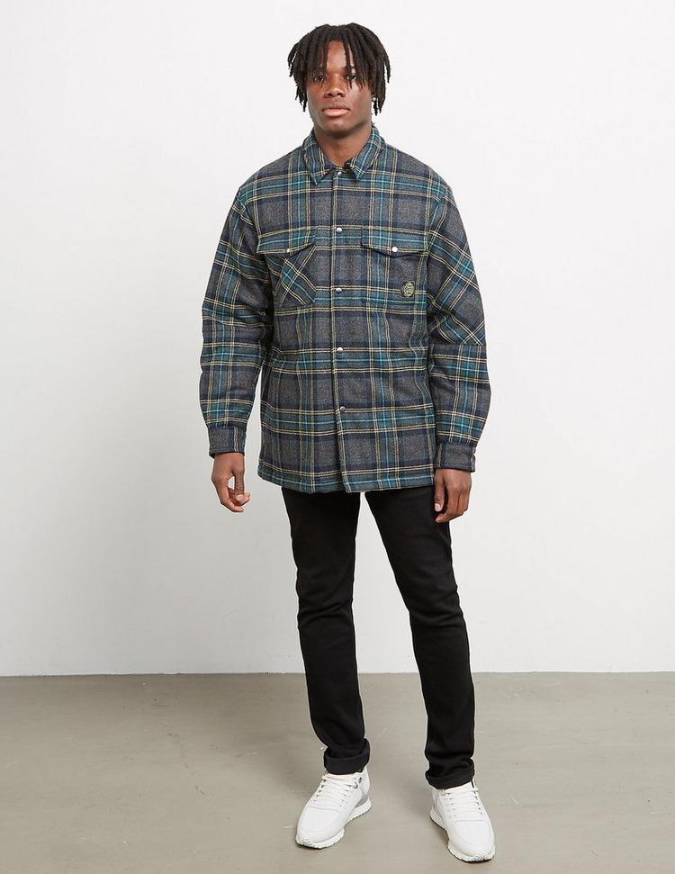 McQ Alexander McQueen High Order Wool Overshirt