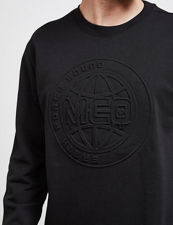 McQ Globe Sweatshirt