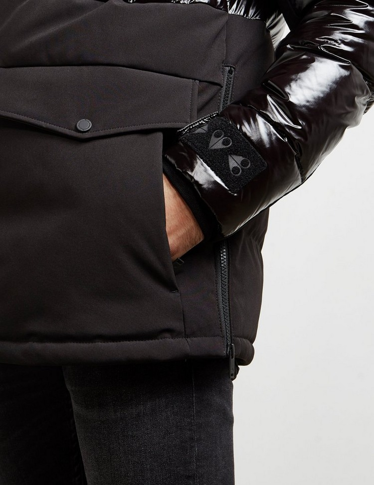 Moose Knuckles Hishin Puffer Jacker
