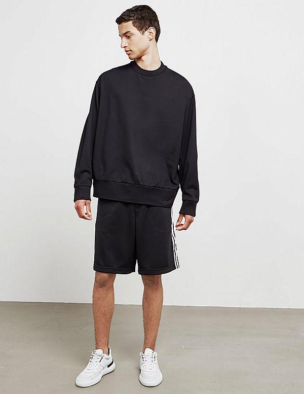 Y-3 Back Script Sweatshirt