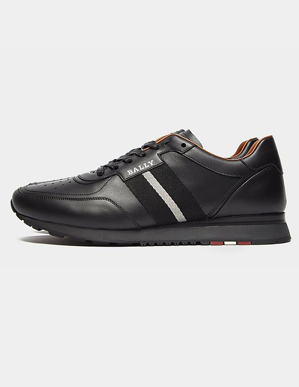 Bally Side Stripe Trainers