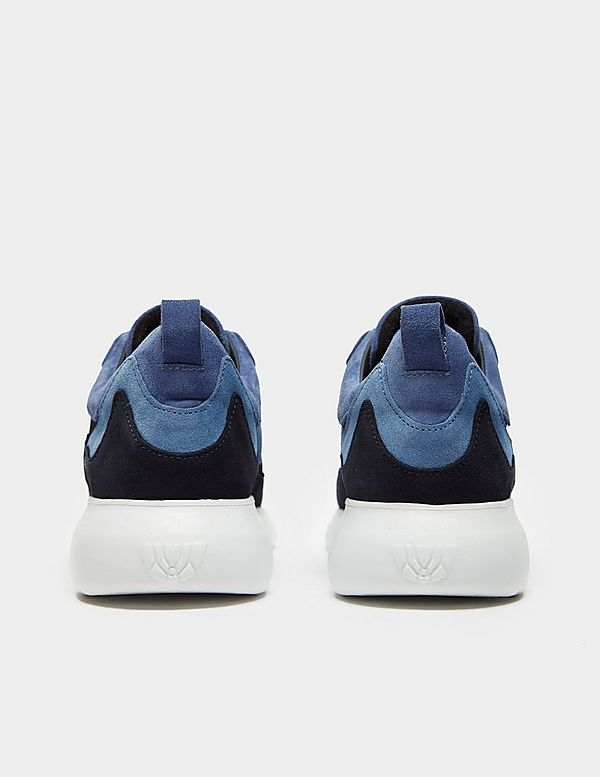 MERCER W3RD Perforated Trainers