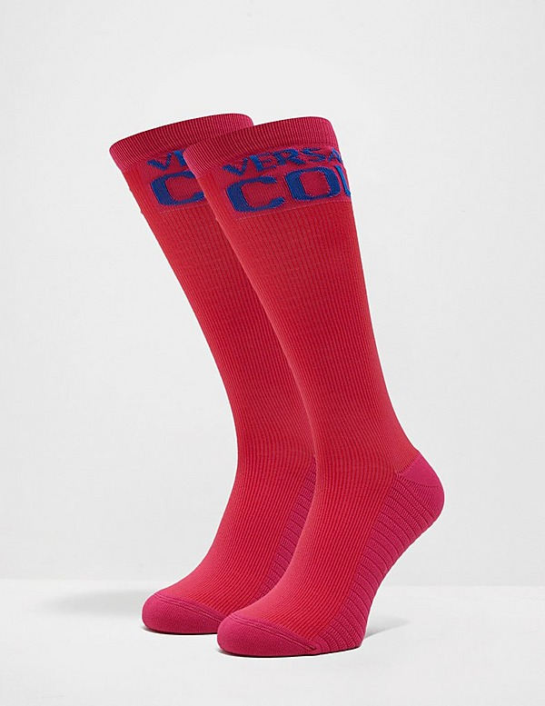 Versace Jeans Couture Logo Socks