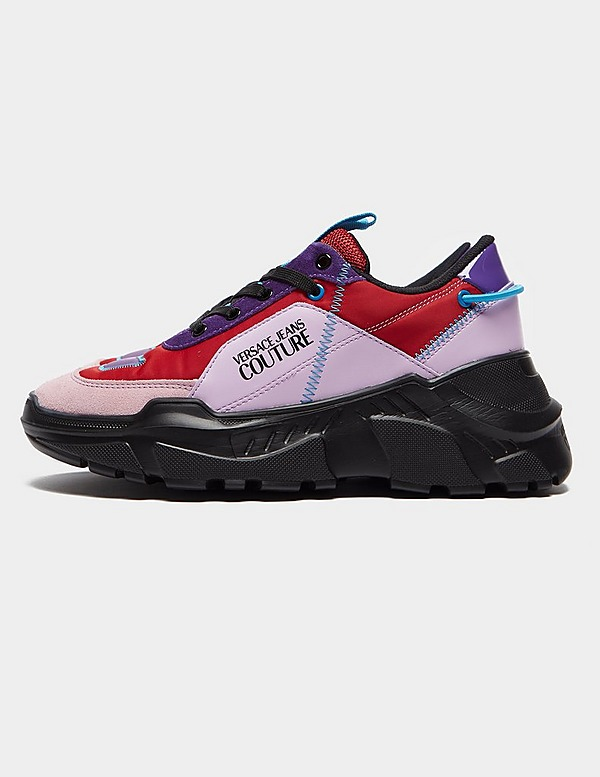 Versace Jeans Couture Suede Runner