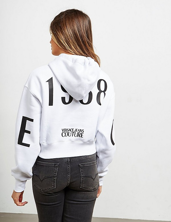 Versace Jeans Couture Print Hoodie