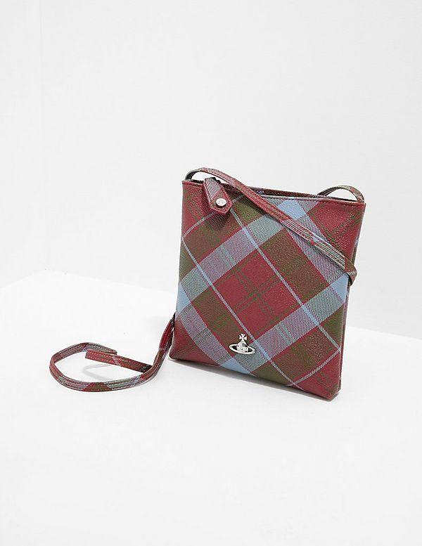 Vivienne Westwood Derby Square Shoulder Bag