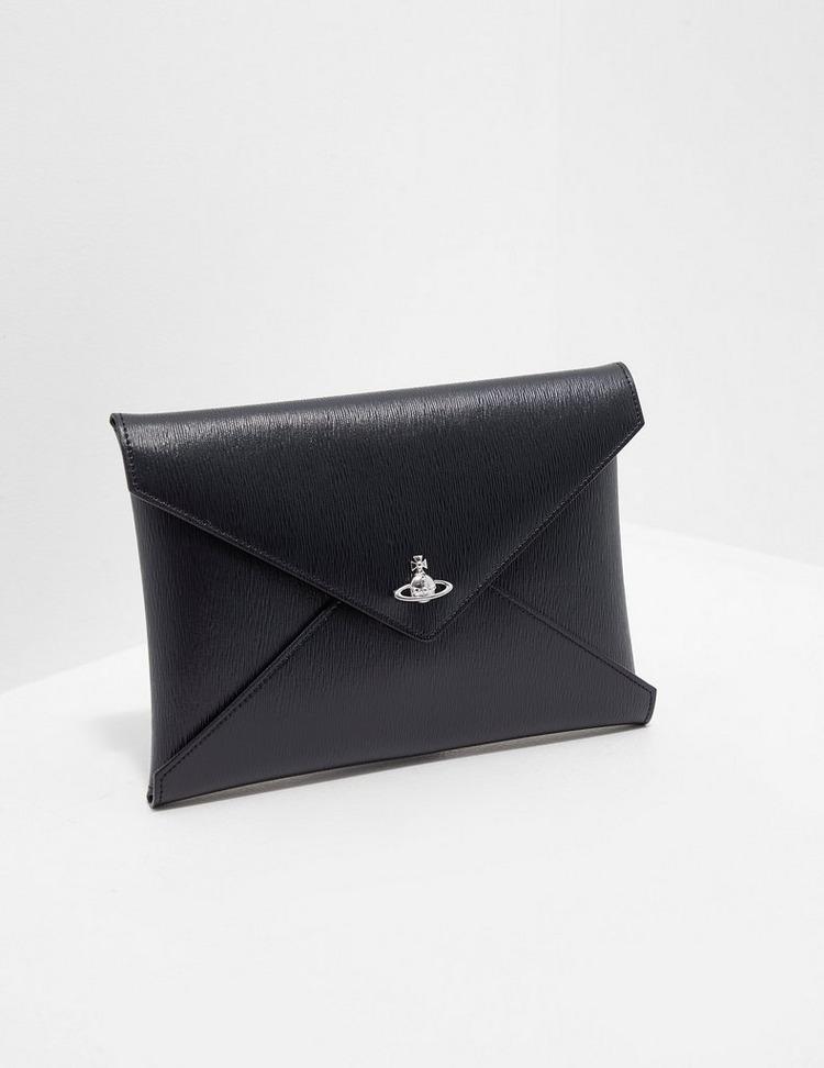 Vivienne Westwood Bella Envelope Clutch Bag