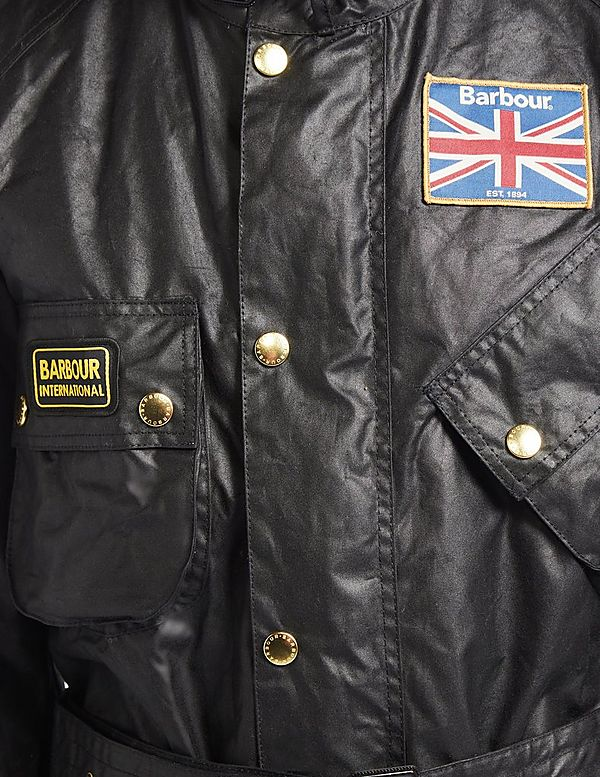 Barbour International Union Waxed Jacket