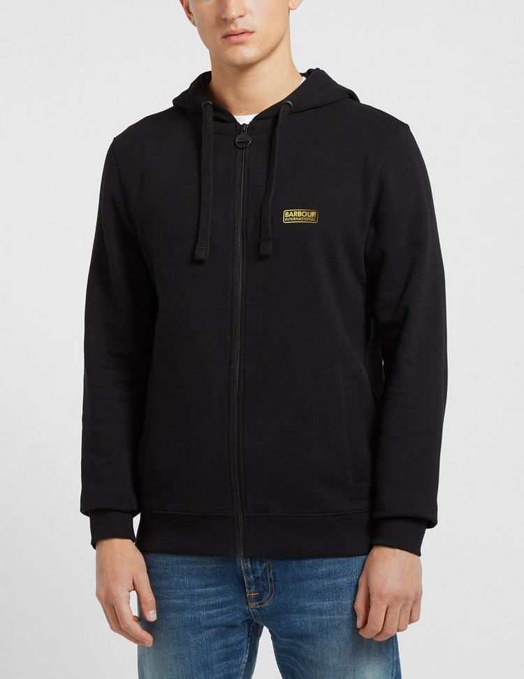Barbour International Essential Full Zip Hoodie