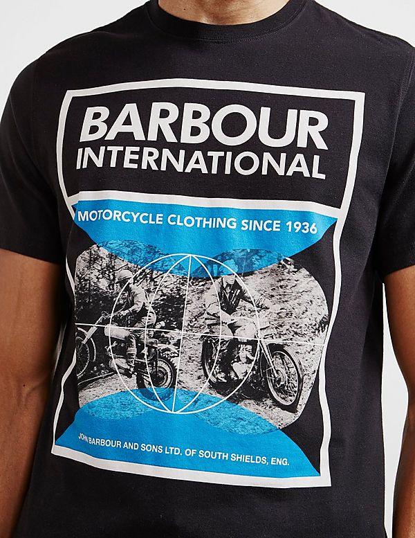 Barbour International Arch Comp Short Sleeve T-Shirt
