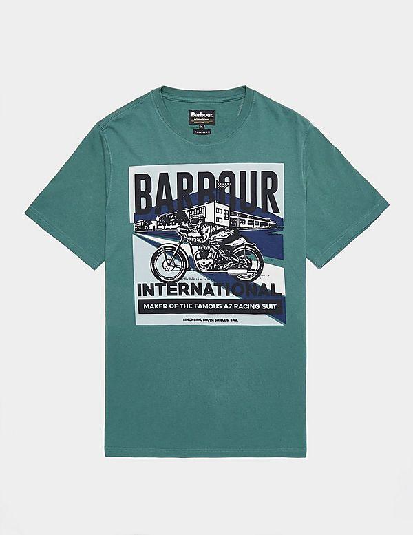 Barbour International Perform Short Sleeve T-Shirt