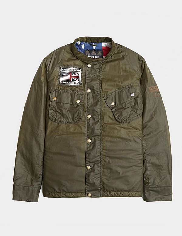 Barbour International Steve McQueen 9665 Waxed Jacket