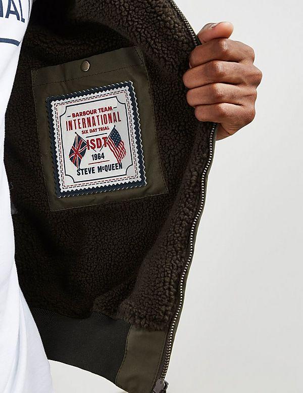 Barbour International Steve McQueen Linden Jacket