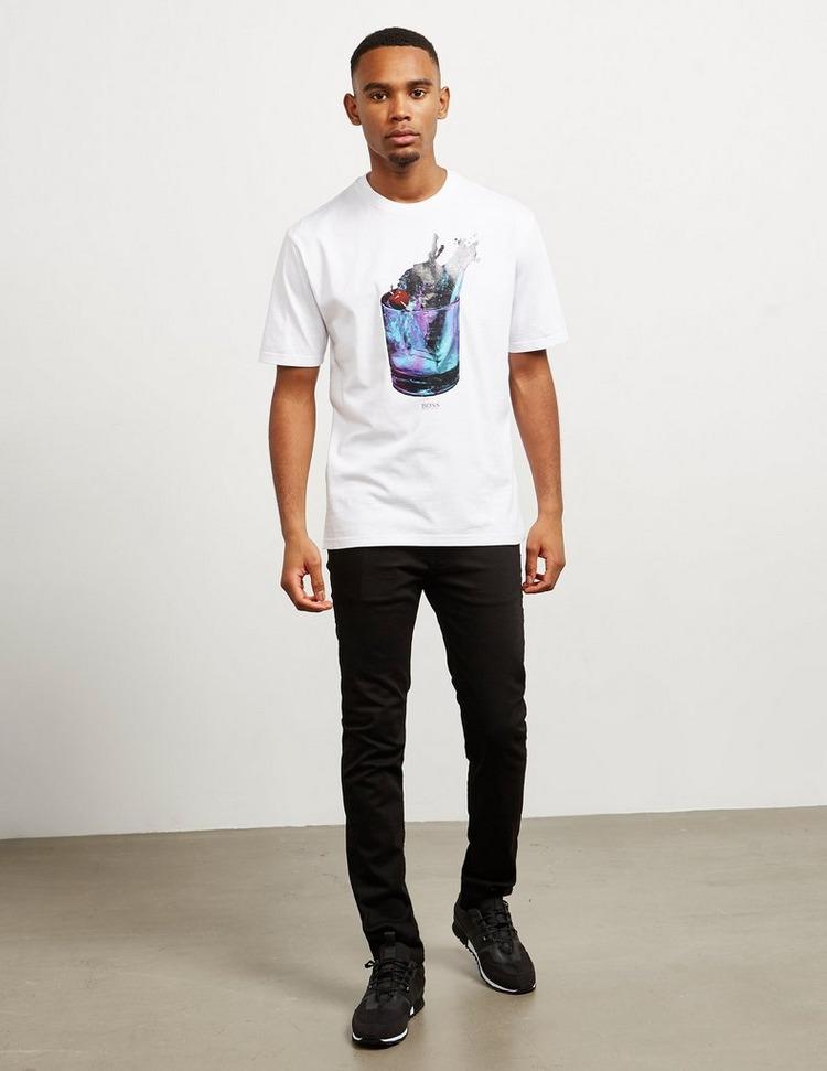 BOSS Tempo Cocktail Short Sleeve T-Shirt
