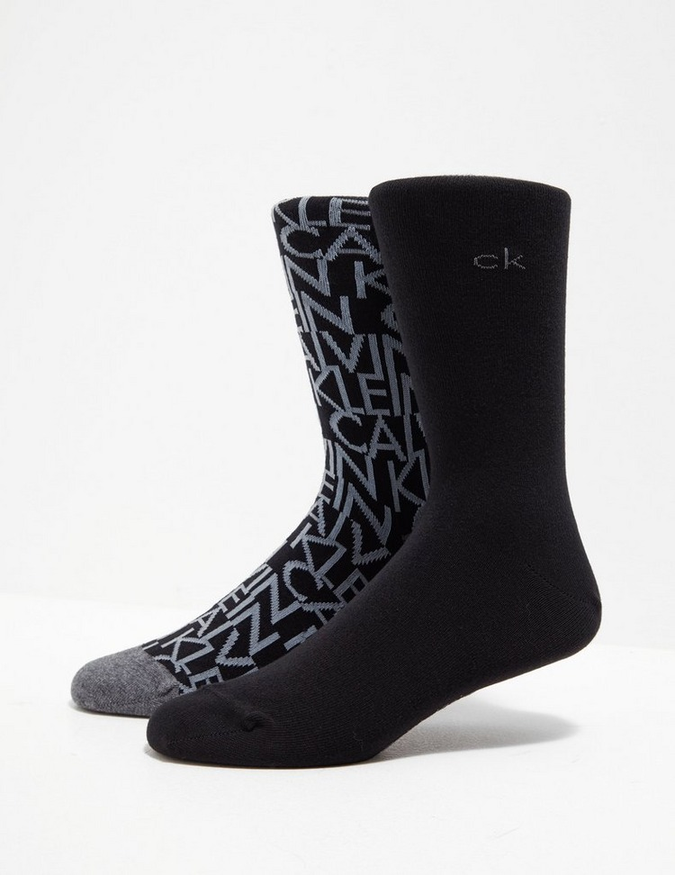 Calvin Klein CK 2-Pack of Socks