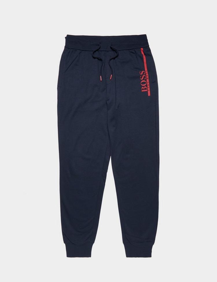 BOSS Authentic Geo Cuffed Fleece Pants