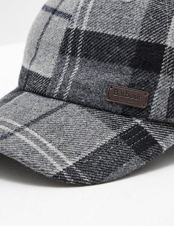Barbour Galingale Tartan Cap