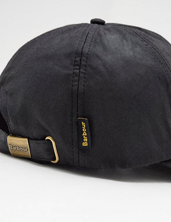 Barbour Wax Logo Cap