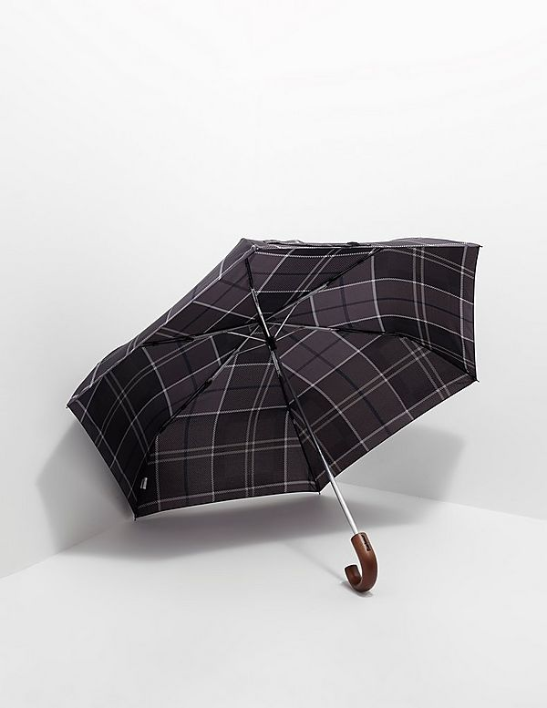 Barbour Tartan Umbrella
