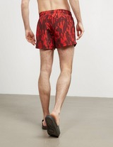HUGO Palawan Camo Swim Shorts