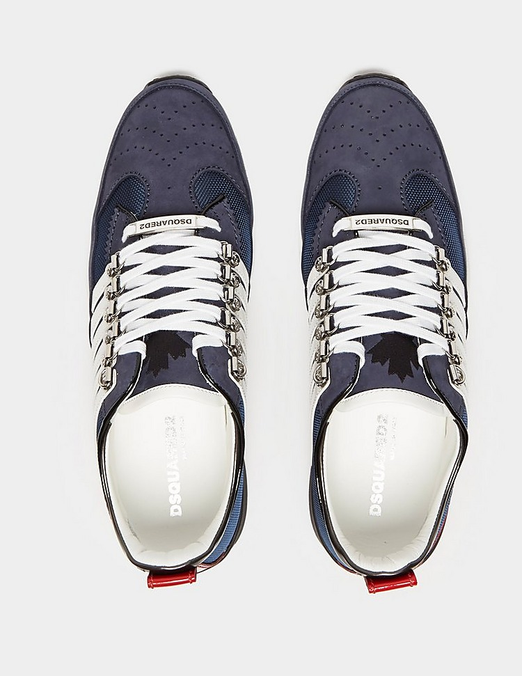 Dsquared2 Six Stripe Trainers