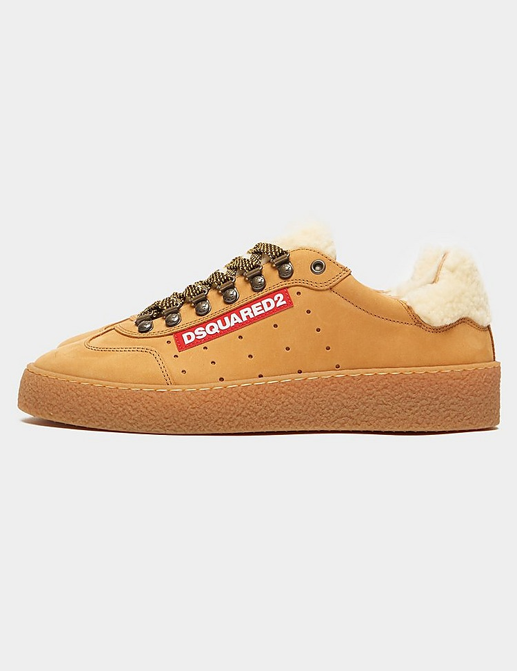 Dsquared2 Nubuck Court Sneakers
