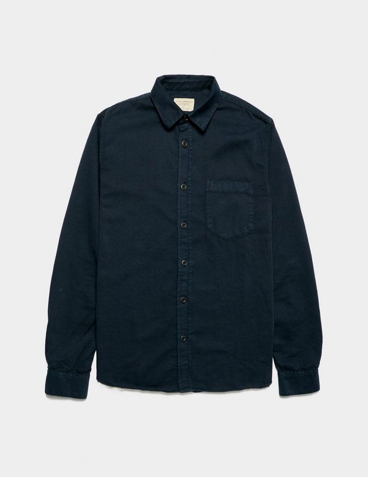 Nudie Jeans NJCO Pocket Long Sleeve Shirt