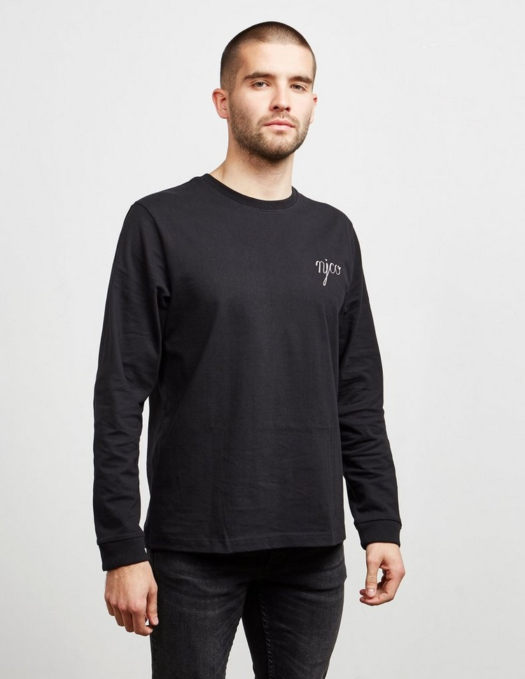 Nudie Jeans Stitch Long Sleeve T-Shirt