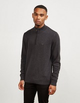 Barbour Avoch Half Zip Knit Jumper