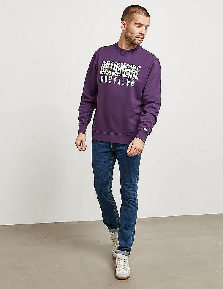 Billionaire Boys Club Straight Sweatshirt