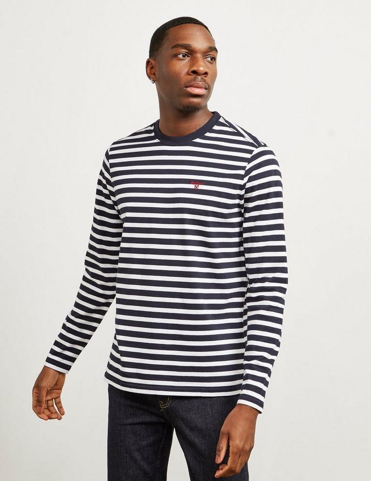 Barbour Heritage Stripe Long Sleeve T-Shirt