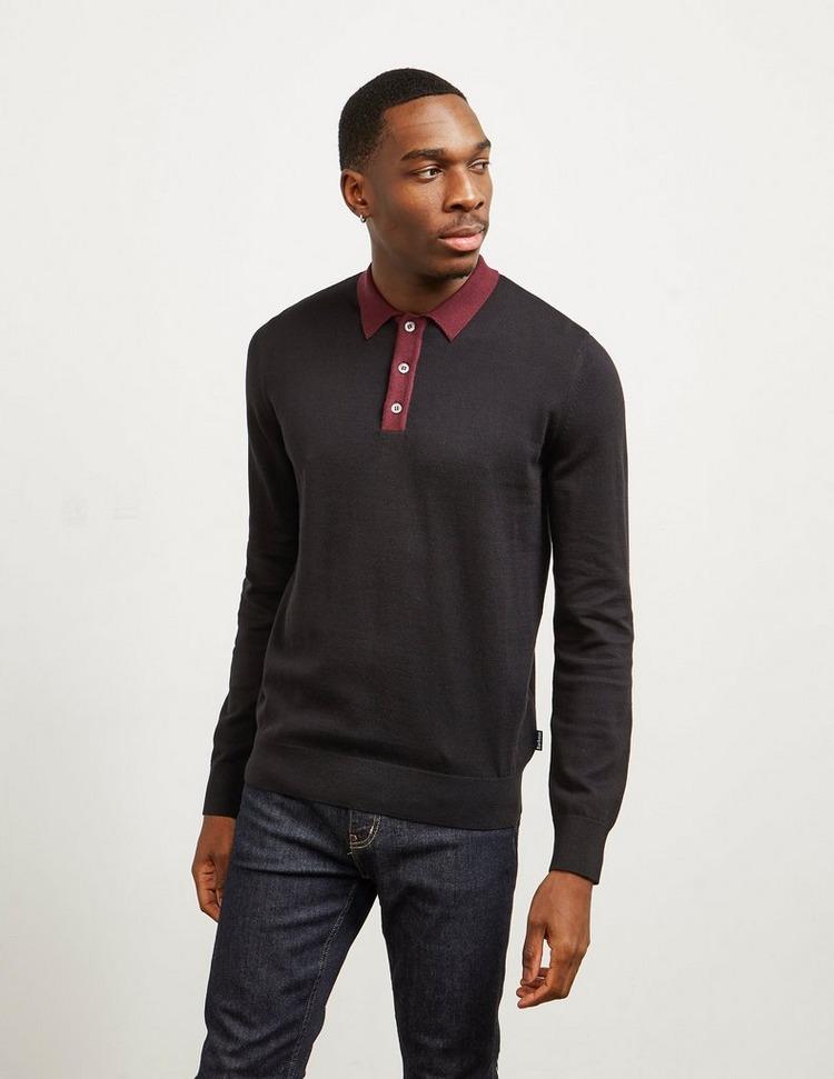 Barbour Alness Long Sleeve Polo Shirt