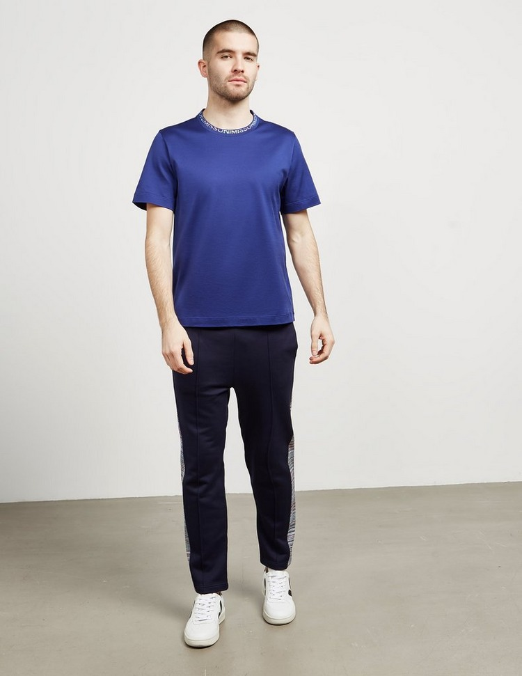 Missoni Ringer Logo Short Sleeve T-Shirt