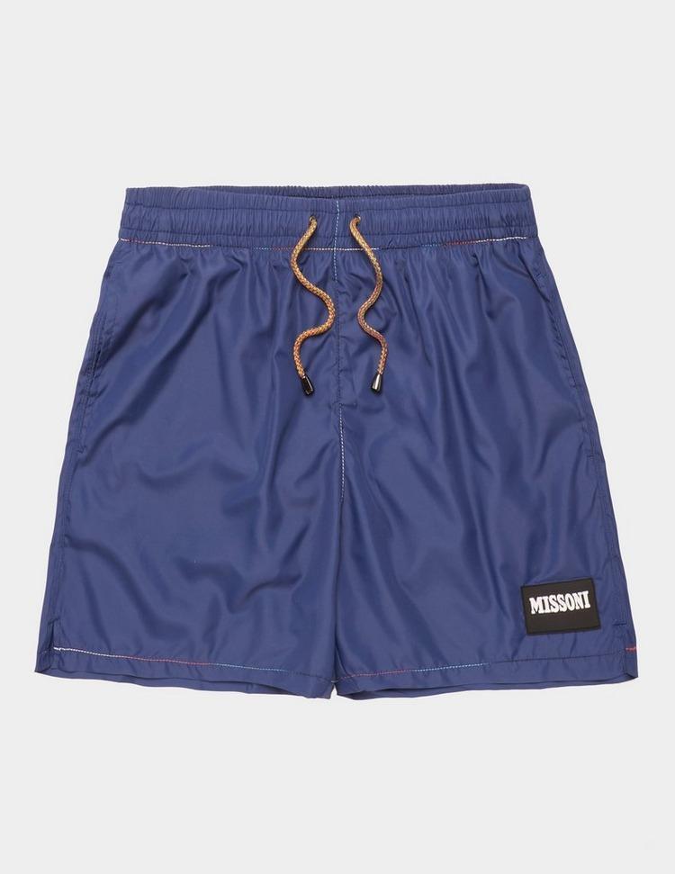 Missoni Solid Swim Shorts