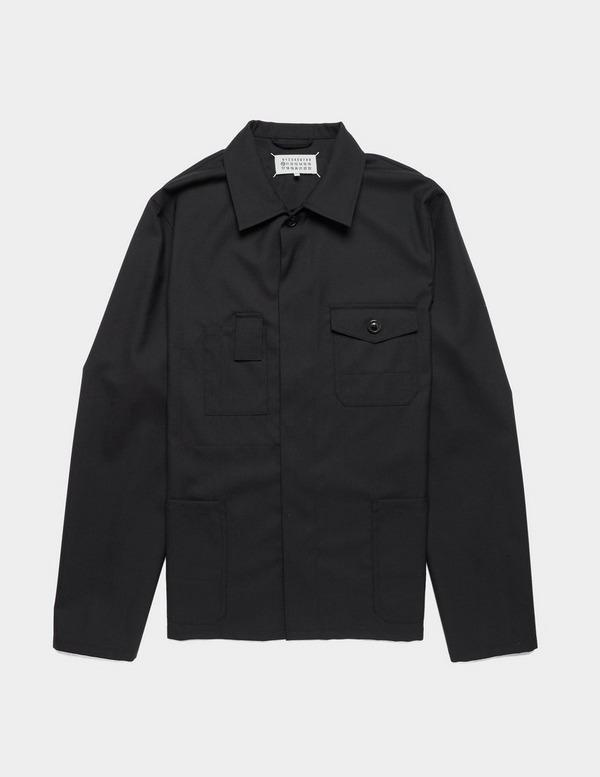 Maison Margiela Multi Pocket Overshirt
